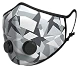 Airinum Urban Air Mask 1.0 Limited – Reusable & Adjustable Air Mask that Protects against Air Pollution, Smog, Allergens and Bacteria – M90 Winter M
