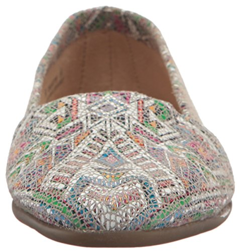 Loafer Donne Bianco Trend Blu Multi Slip Aerosoles on Setter Delle w6EnxqSYR