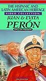 Juan & Evita Peron/Soundtrack Spanish [VHS]