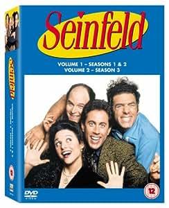 Amazon.com: Seinfeld: Seasons 1, 2 & 3 (PAL): Jerry ...