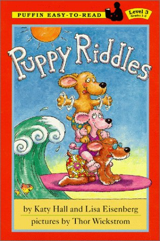 Puppy Riddles (Easy-to-Read, Puffin)