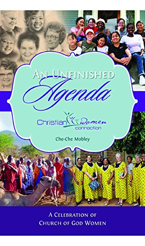 An Unfinished Agenda: Che Che Mobley: 9781593176327: Amazon ...