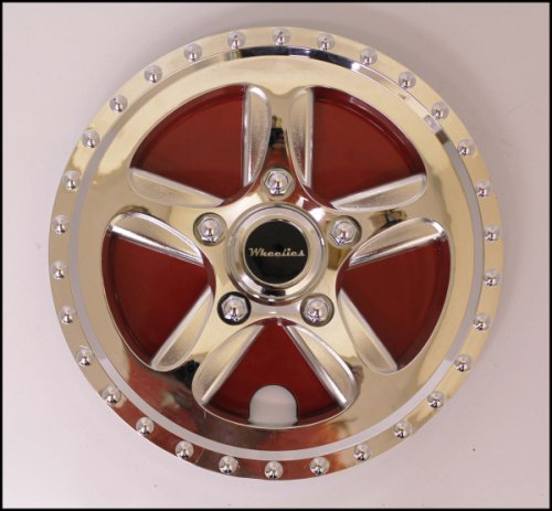 Triton 03376 Wheelies 10-inch New Style Wheel Covers by Triton