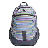 adidas Unisex Foundation Backpack, Median/Onix, ONE SIZE