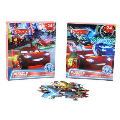 Disney Pixar 24-piece Cars Puzzle - Asst