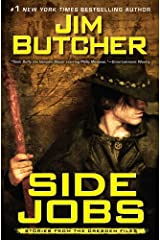Side Jobs (Dresden Files) Kindle Edition