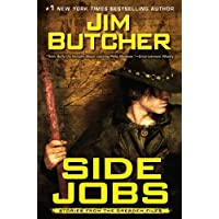 Deals on Jim Butcher: Side Jobs Dresden Files Kindle Book