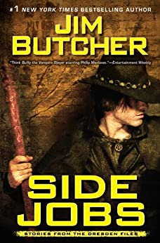 Side Jobs (Dresden Files) by [Butcher, Jim]