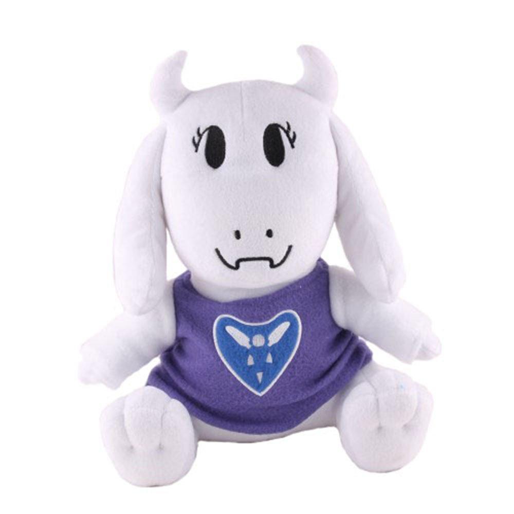 New Arrival Undertale Toriel Plush Soft Toy Doll For Kids Gift-Nueva Llegada Undertale Toriel Suave De La Felpa Muñeca De Juguete Para Niños Regalo: ...