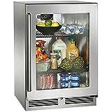 Perlick Signature Series HP24RS33L 24 Undercounter Refrigerator