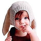 Orejas De Conejo Niñas Niños Bebés Gorro Capucha 7101.2