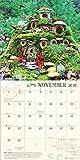 Fairy Houses 2020 Wall Calendar