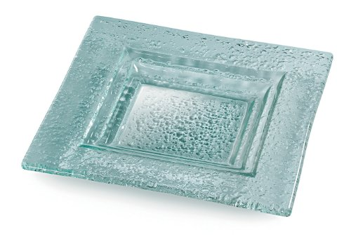 Rosseto 12-Inch Square Glass Platter (Rosseto Square)