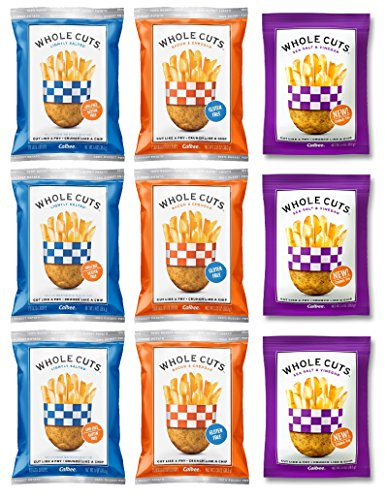 Calbee Whole Cuts 9 Pack