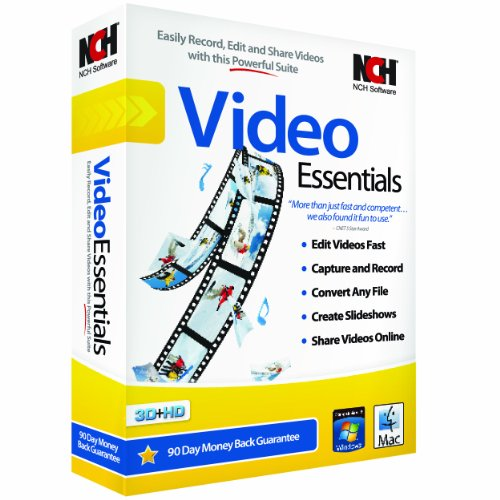 NCH Software Video Essentials