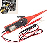 Duanmei Auto Circuit Tester Multimeter Lamp Car Repair Automotive Electrical Circuit Testers Multimeter
