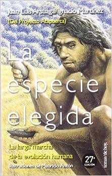 La Especie Elegida por Ignacio Martínez
