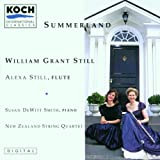 Still: Summerland / Folk Suite No. 1 / 2 movements from Suite for Violin & Piano / Prelude for Flute, String Quartet & Piano