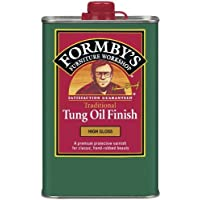 Formby 30063 Tung Oil, 16-Ounce by Formby