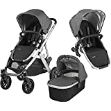 Amazon Com 2018 Uppababy Vista Stroller Henry Blue