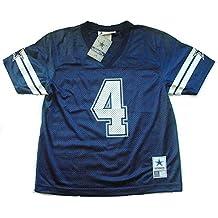 Dak Prescott Dallas Cowboys #4 Men's Big & Tall Mesh Player Jersey Navy