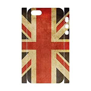 Flag Custom 3D Case for Iphone 5,5S, 3D Personalized Flag Case