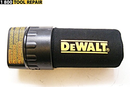 NEW Replacement DeWALT 624307-00SV OEM Sander Dust Bag Assembly D26450 DD26451 D26453