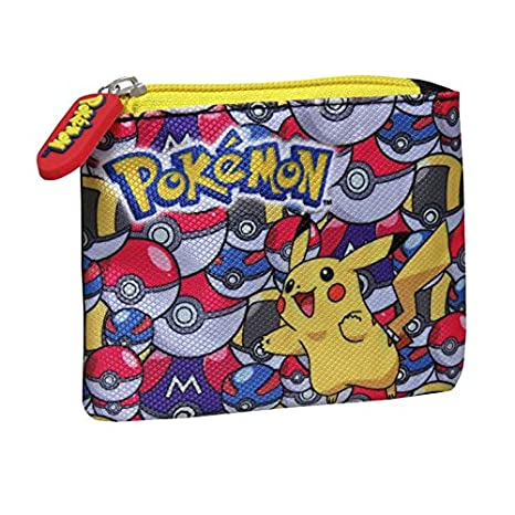 Pokemon MD-231-PK Monedero: Amazon.es: Equipaje