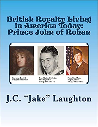 British Royalty Living in America Today: Prince John of