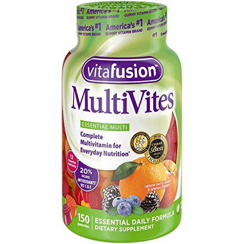 Vitafusion Multi vite Vitamins Adults Packaging product image