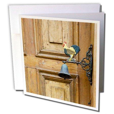 3dRose ValparaIso, Chile, Cerro Bellavista Doorway - SA05 SSM0095 - Scott T. Smith - Greeting Cards, 6 x 6 inches, set of 6 (gc_85962_1)