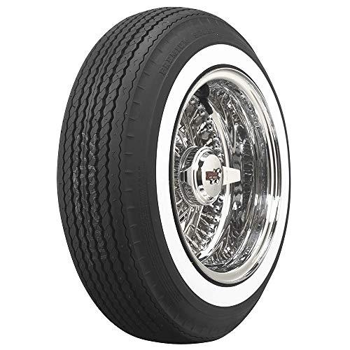 Coker Tire 506542 Premium Sport 1 1/4 Inch Whitewall - Wall 520