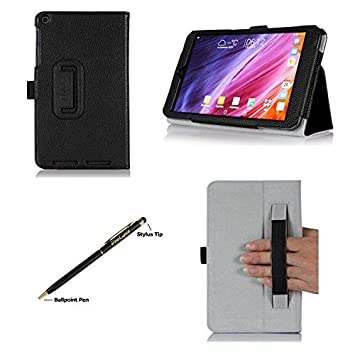 the best attitude 06148 e1961 ProCase ASUS MeMO Pad 8 (ME181C) Case with bonus stylus pen - Bi ...
