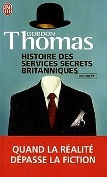 Histoire des services secrets britanniques par Thomas