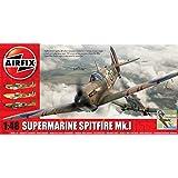 Airfix Plastic Models Kits A05126 Supermarine Spitfire MK I Plastic Model Kit (1:48th Scale)