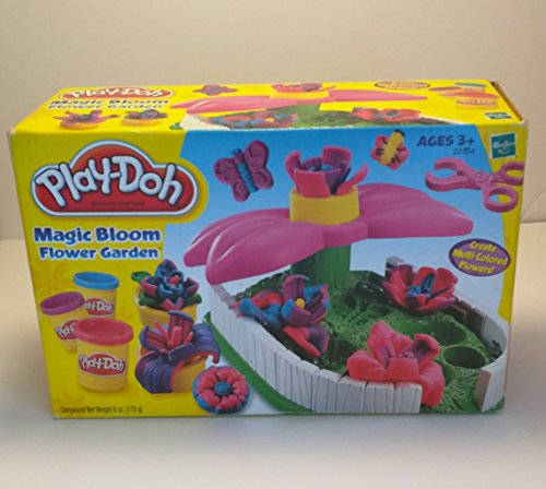 Play Doh Magic Bloom Flower Garden product image