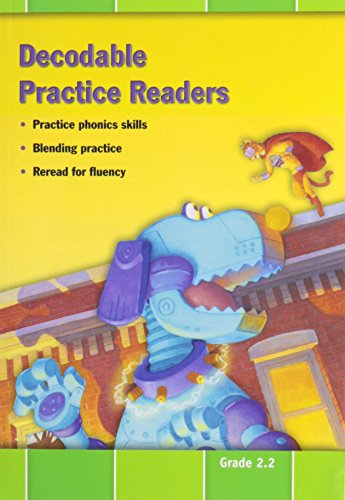 Reading Street, Grade 2.2: Decodable Practice Readers Units 4-6