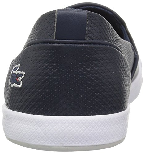 2015 new Lacoste Women's Lancelle Slip-Ons Nvy/Ltgry cheap sale top quality looking for sale online outlet prices best sale for sale G3jXWsvgU