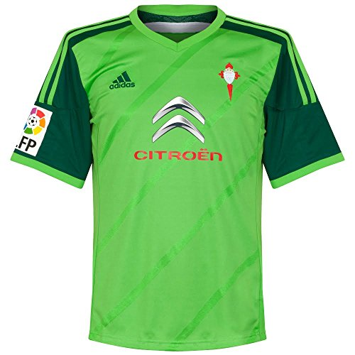2014-2015 Celta Vigo Adidas Away Football Shirt