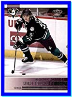 2004-05 Pacific #2 Sergei Fedorov Russia ANAHEIM MIGHTY DUCKS
