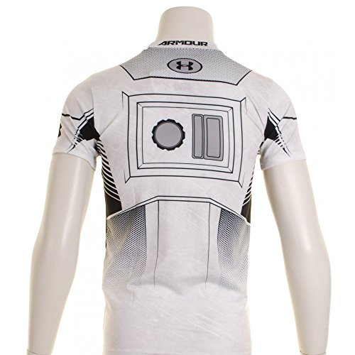 Under Armour Star Wars Compression Kids Base Layer Top X Small Trooper by Under Armour (Image #3)