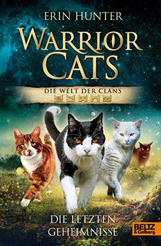 Amazon com: Warrior Cats  Die Welt der Clans  Die letzten