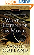 #10: What to Listen for in Music (Signet Classics)