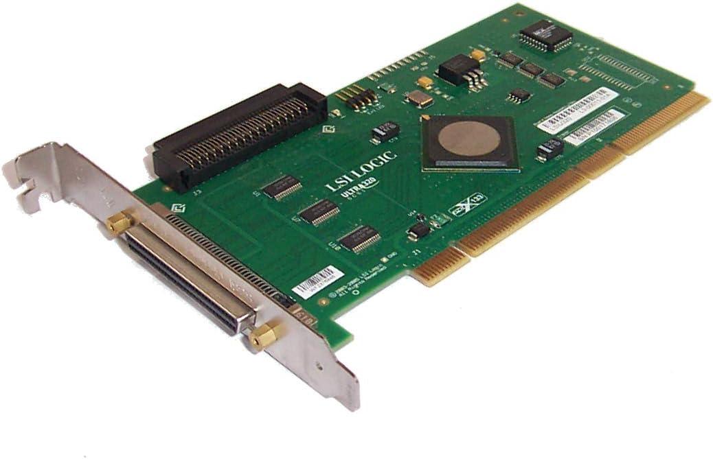 Megaraid SCSI 320-1LP1CH U320 64MB Low-Profile