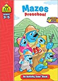 img - for Mazes Preschool Activity Zone Workbook (ages 3-5) book / textbook / text book