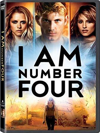 i am number 4 dvd - 7