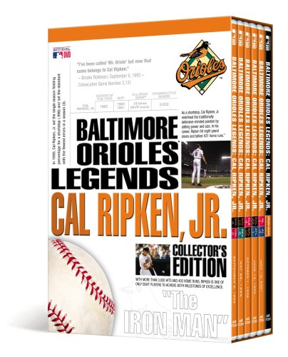 Baltimore Orioles Legends - Cal Ripken Jr. Collector's - Baltimore The Store