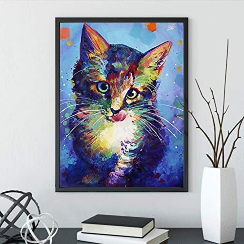 - FAERIE Embroidery Paintings Rhinestone Pasted DIY Diamond Painting Cross Stitch (B)