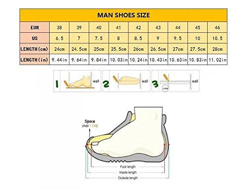 SHANGWU Frühling und Herbst Herbst und Herrenschuhe Sportschuhe Laufschuhe Low-Flying Mesh Oberfläche Collision Toe Outdoor Schuhe Laufschuhe XIAOQI be68f8