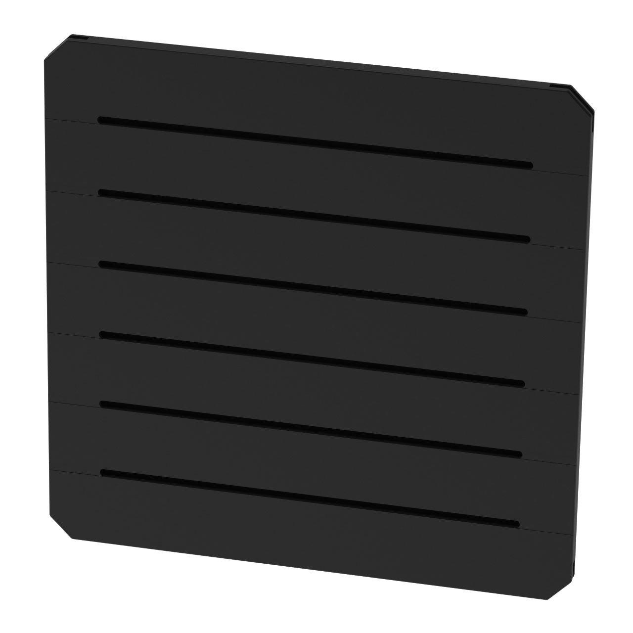 GOGO Panels - P1BB - Black - Standard Panel 2' x 2' - 1 Panel